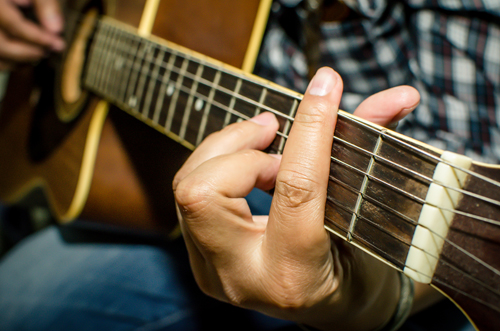 Introduction to Learning to Play Guitar - Poway Guitar Lessons