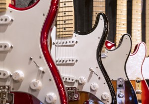 Fender Stratocaster and telecaster electric guitars Poway guitar lessons Glenn Sutton 619-306-3664